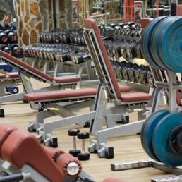 Gimnasio N3 Indautxu Bilbao - Sala Musculación
