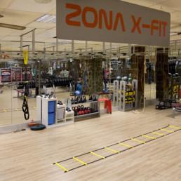 Gimnasio N3 Indautxu Bilbao - Zona X-Fit