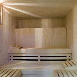 Gimnasio N3 Indautxu Bilbao - Sauna