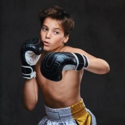 Boxeo para niños Bilbao