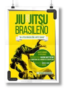 Gimnasio Nivel3 Jiu Jitsu