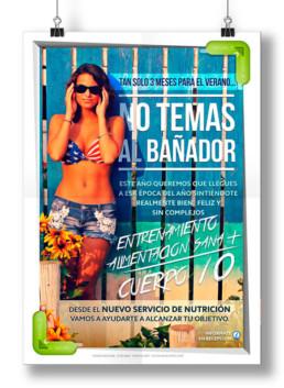 Gimnasio Nivel3 Operación Bikini