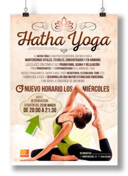 Gimnasio Nivel3 Hatha Yoga