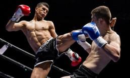 clases de Muay Thai K1 en bilbao