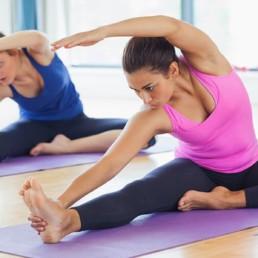 Clases de Pilates Gimnasio N3 bilbao