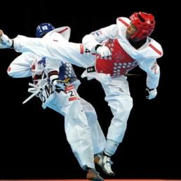 Clases de Taekwondo Gimnasio Nivel3 Bilbao