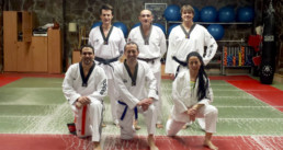 Taekwondo Gimnasio Nivel3