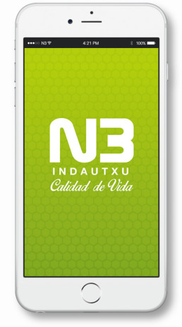 Gimnasio Nivel3 app