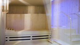 Sauna Gimnasio N3 Bilbao